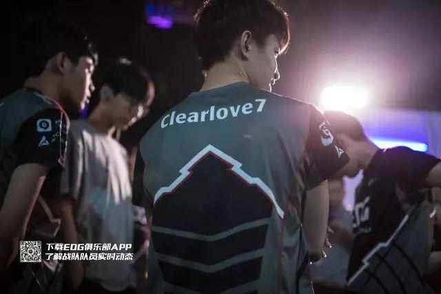 Clearlove7:让你们能够骄傲的说出-我是7的粉丝-